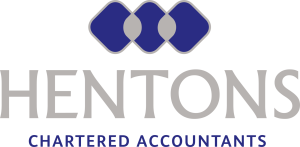 Hentons logo - transparent background